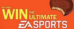 Reese's Gaming EA Sports Sweepstakes & Instant Win Game