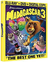 Star Pulse: Madagascar 3 Europe's Most Wanted Combo Pack Giveaway