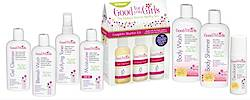 Family Focus: Good For You Girls Organic Skincare Giveaway
