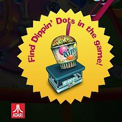 Free Dippin Dots Online Sweepstakes