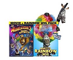 Diary Of A Working Mom: Madagascar 3 Movie Combo Pack Giveaway