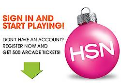 HSN Spin2Win Sweepstakes & Instant Win Game