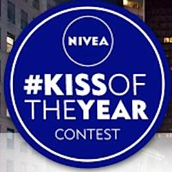 NIVEA New Year's Eve Kiss of the Year Sweepstakes & Contest