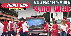 DISH Outdoors the Ultimate Race Weekend Experience Sweepstakes