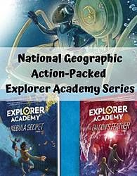 Mom and More: National Geographic Giveaway