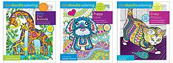 Pausitive Living: Zendoodle Coloring Book Prize Pack Giveaway