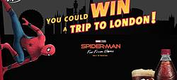 Dr Pepper/Sodexo Spider-Man: Far From Home Instant Win Game & Sweepstakes