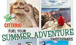 Citterio Fuel Your Summer Adventure Sweepstakes