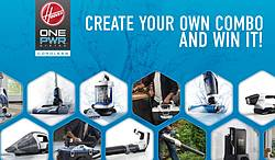 Hoover Onepwr Build Your Own Combo Social Sweepstakes