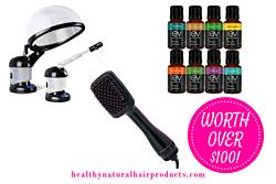 Healthy Natural Hair Products Giveaway