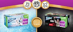 Win With Ziploc Sweepstakes