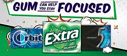 The Focus With Gum Instant Win Game