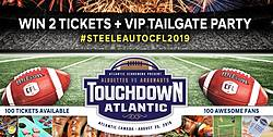 Steele Auto Group & Touchdown Atlantic VIP Giveaway