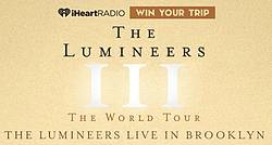 Trip to See the Lumineers! Sweepstakes