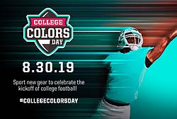 2019 College Colors Day Weekly Sweepstakes