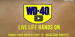 WD-40 Company Live Life Hands on Contest