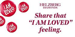 "Helzberg Diamonds: ""I Am Loved"" Gift Card Online Contest"