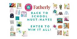 Fatherly Back to School Must-Haves Giveaway