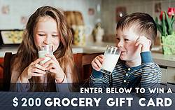 American Dairy Association Back to School Giveaway