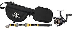 High Altitude Brands Telescopic Fishing Rod Giveaway