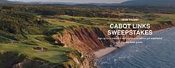 Take Off With Titleist Cabot 2020 Sweepstakes