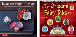 Pausitive Living: Origami Fairy Tales and Flowers Prize Pack Giveaway