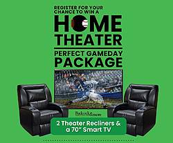 Badcock Furniture Perfect Gameday Package Sweepstakes