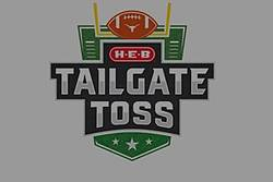 H-E-B Tailgate Toss Sweepstakes & Instant Win Game