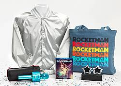 Mommyhood Chronicles: Rocketman DVD and Prize Pack Giveaway