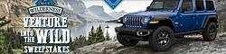 Blue Buffalo Venture Into the Wild Sweepstakes