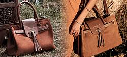 Fairfax & Favor Tan Handbag Giveaway