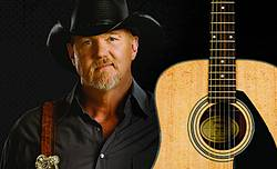 The Trace Adkins Guitar Giveaway
