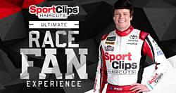 Sport Clips Ultimate Race Fan Experience Texas Sweepstakes