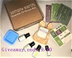 Alwaysblabbing: Simply Earth September Box Giveaway