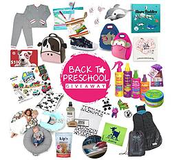 People Toy Company Back to Preschool Giveaway