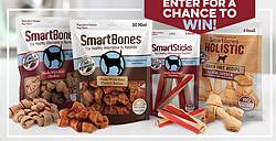 SmartBones No Artificial Flavors Giveaway