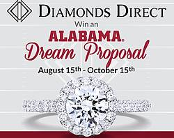 Diamonds Direct Dream Proposal Contest
