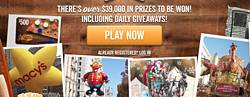 Cracker Barrel Road to the Holiday Sweepstakes