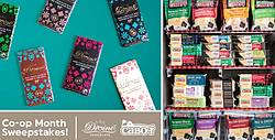 Cabot Cheese Divine Chocolate Co-Op Month Giveaway