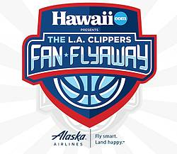 Hawaii Clippers Fan Flyaway Sweepstakes