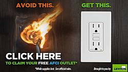 An Arc-Fault Circuit Interrupter From Leviton Giveaway