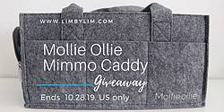 LimByLim: Mollie Ollie Mimmo Caddy Giveaway