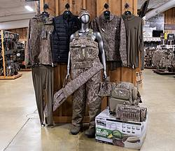 Guided Waterfowl Hunt & Clothing Packages Giveaway