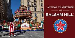 Balsam Hill Trip to the Macy's Thanksgiving Day Parade Sweepstakes