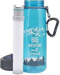 The LifeStraw Go Water Filter Bottle Giveaway