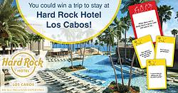 Playmonster Relative Insanity Crazy Family Reunion at Hard Rock Hotel Los Cabos Sweepstakes