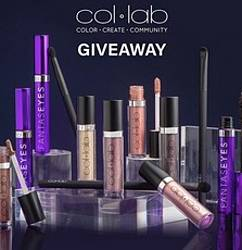 The #COLLAB Makeup Giveaway