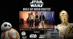 Star Wars: The Rise of Skywalker Build My Droid Contest