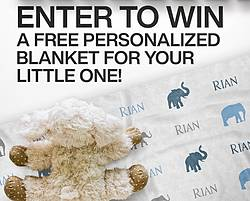 Rian's Reign Blanket Giveaway