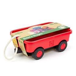 Mom and More: Elmo's Wagon Giveaway